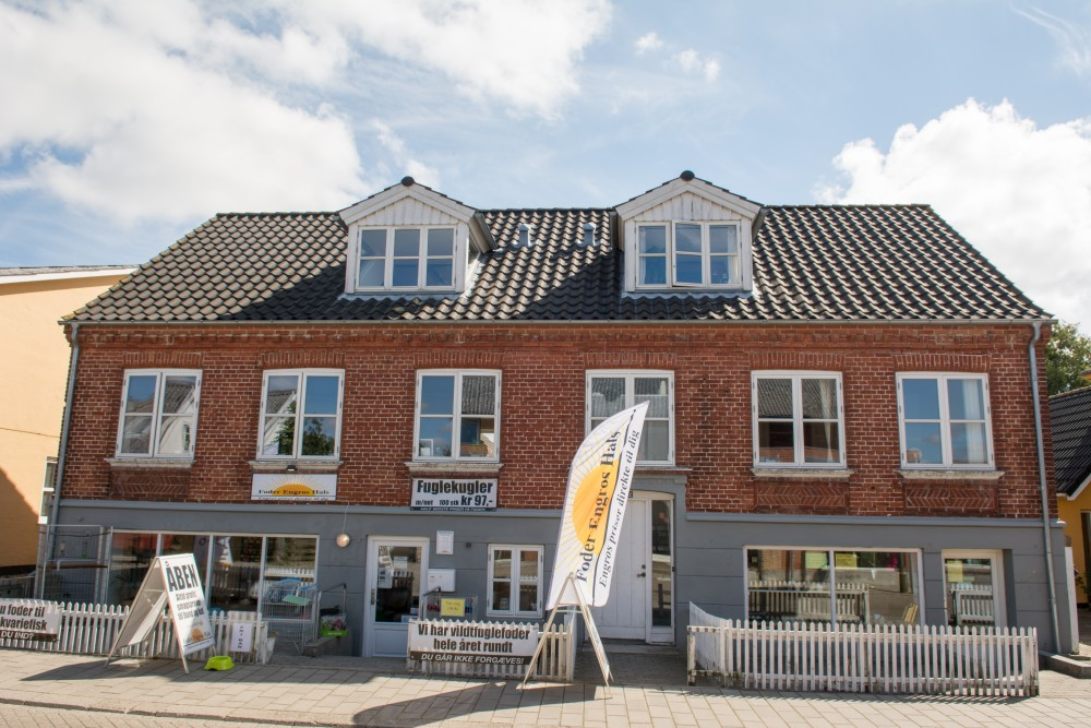 Erhvervs lokaler til leje i Hals - A/S Lund Dal Invest